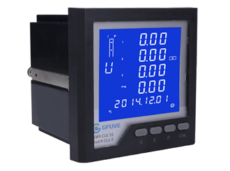 digital ethernet power meter