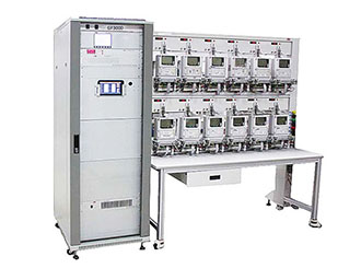 Three Phase Energy Meter Test Bench