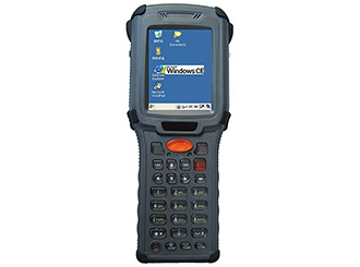 Wince Interface of  industrial PDA with handle