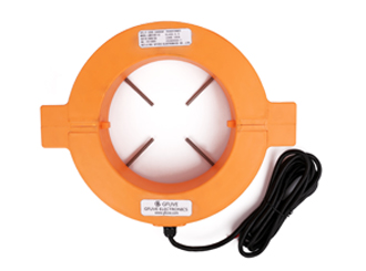 Whole view of the 185mm diameter ABS and PC Cover outdoor Current Transformer